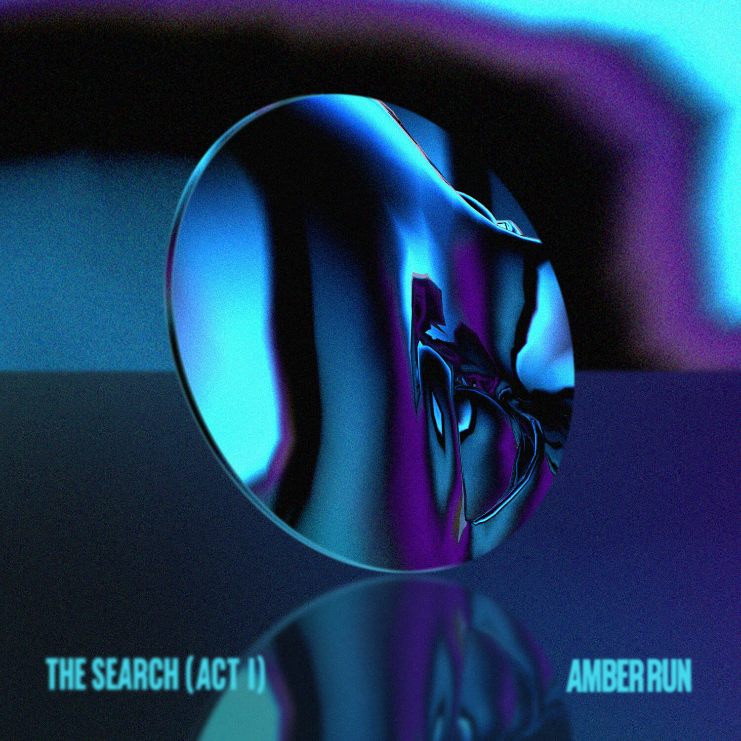 Amber Run - The Search (Act I) cover
